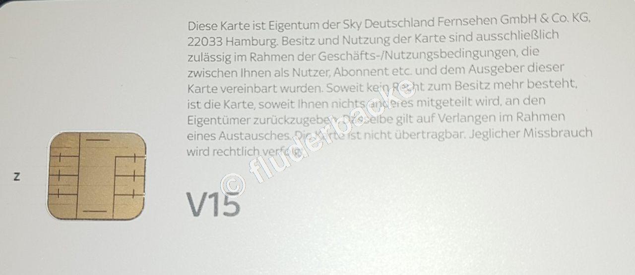 Sky Karte Freischalten.Sky V15 Neue Karte Fur Sat Empfang Nachtfalke Reloaded